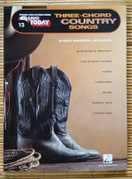 3 Chord Country Songbook