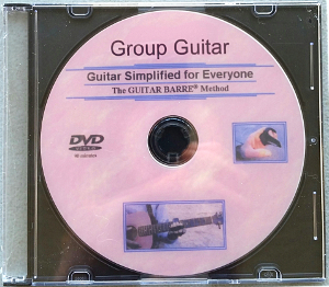 Group Guitar DVD